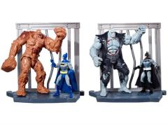 "DC Universe 4"" World Builder Series 01 - Set of 2"