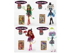 Monster High Freak Du Chic Series 01 - Set of 4