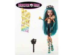 Monster High Boo York Boo York Deluxe Doll Series 01 - Nefera