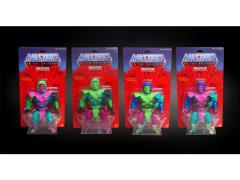 MOTU Giants Skeletor (Test Shot Colorway) Case of 4 SDCC 2015 Exclusive