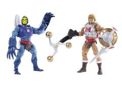 Masters of the Universe Classics Flying Fist He-Man Vs. Terror Claw Skeletor