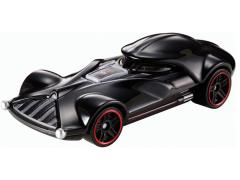 Star Wars Hot Wheels 1:64 Scale Character Car Series 04 - Darth Vader