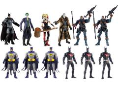 "DC Comics Multiverse 4"" Figure Series T - Case of 12"
