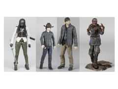 The Walking Dead TV Series 07 - Set of 4