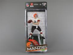 NFL Sportspicks Series 35 Johnny Manziel (Cleveland Browns) Collector Level