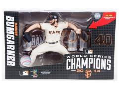 MLB Sportspicks - Madison Bumgarner (San Francisco Giants) World Series Limited Edition Collector Box
