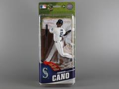 MLB Sportspicks Series 33 - Robinson Cano (Seattle Mariners White Jersey) Collector Level
