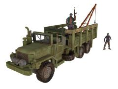 The Walking Dead Construction Set - Woodbury Assault Vehicle