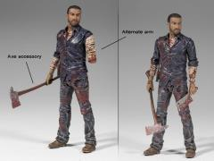 The Walking Dead Exclusive - Lee Everett Bloody