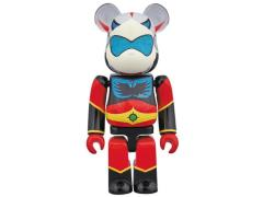 UFO Robo Grendizer 100% Bearbrick - Duke Fleed