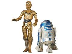 Star Wars MAFEX No.012 C-3PO & R2-D2