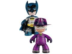 Exclusive Batman & The Joker Mez-Itz Two Pack