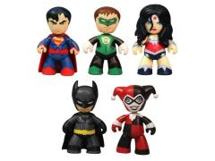 The New 52 Mezitz Box Set of 5 Figures