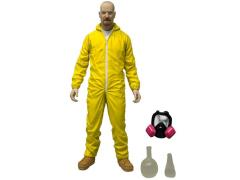 "Breaking Bad 6"" Walter White - Yellow Hazmat Suit"