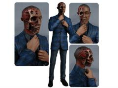 "Breaking Bad 6"" Gus Fring Figure - Burned Face Exclusive"