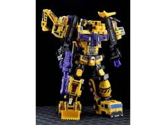 MTCM-01 Yellow Giant Deluxe Six Piece Gift Set