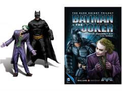 Dark Knight Trilogy Batman & Joker 1/25 Scale Figure Assembly Kit SDCC 2013 Exclusive