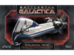 1:350 Scale BSG Colonial One Model Kit
