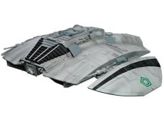 BSG Classic Cylon Raider 1/32 Scale Model Kit - Prefinished