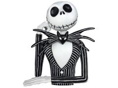 Jack Skellington Bust Bank Resin