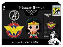 Wonder Woman Deluxe Play Set SDCC 2015 Exclusive