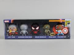 Marvel Collectors Keyring Five Pack Secret Wars SDCC 2015 Exclusive