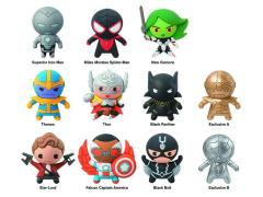 Marvel Heroes Secret Wars Laser Cut Foam Figure Key Ring - Box of 24
