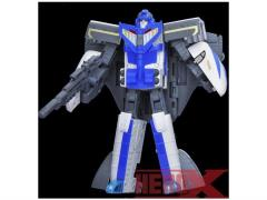 Transformers Generations 2014 Volume 01 - Exclusive Trainbot Targetmaster Shouki & Book