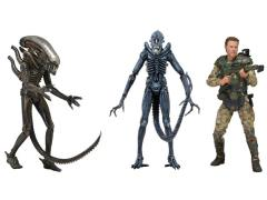"Aliens 7"" Figure Series 02 - Set of 3"