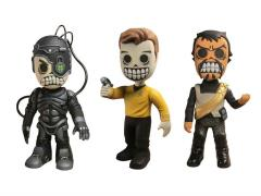 Star Trek Skele-Treks Figure Series 01 - Set of 3