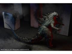 "Godzilla 6"" (12"" Head To Tail) 2014 Movie Action Figure"