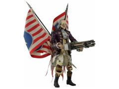 "Bioshock Infinite 9"" Benjamin Franklin ""Heavy Hitter"" Patriot Figure"