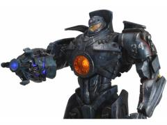 "Pacific Rim 18"" Figure Series 01 - Gipsy Danger Battle Damaged With Light Up Plasma Cannon"