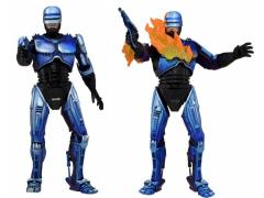RoboCop Series 02 Set of 2 Figures (Video Game Appearance)