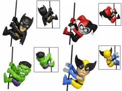 Scalers Collectible Mini Figures Series 04 - Set of 4