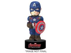 Avengers: Age of Ultron Solar Powered Body Knocker Captain America