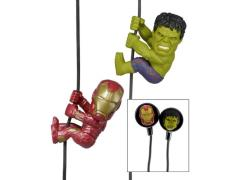 Marvel Scalers Earbuds Iron Man & Hulk