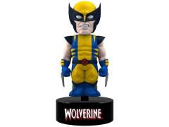 Marvel Comics Solar Powered Body Knocker - Wolverine