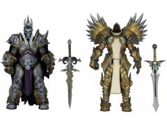 Heroes of the Storm Series 02 Set of 2 Figures (Arthas & Tyrael)