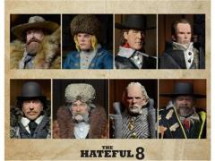 The Hateful Eight Case of 8 Figures