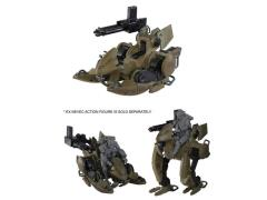 "Lost Planet 2:  4"" Scale Vehicle - GTF-13M Evax"