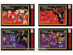 Transformers G1 Combiner Style Sticker Set