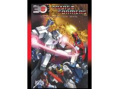 Transformers 30th Anniversary Sticker - Cybertron War