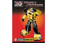 Transformers 30th Anniversary Sticker - Bumblebee