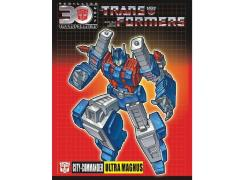 Transformers 30th Anniversary Sticker - Ultra Magnus