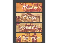 Transformers 30th Anniversary Sticker - More Than Meets The Eye