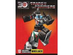 Transformers 30th Anniversary Sticker - Wheeljack