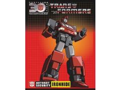 Transformers 30th Anniversary Sticker - Ironhide