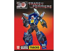 Transformers 30th Anniversary Sticker - Tracks
