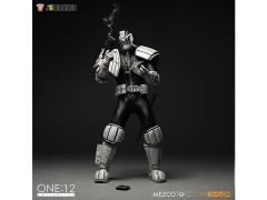Judge Dredd One:12 Collective Judge Dredd (Black & White) NYCC 2015 Exclusive